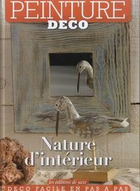 Viviane Rousset - Nature d'intérieur - Peinture déco.
