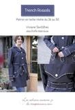 Viviane Sentilhes - Trench Rossolis - Patrons en taille réelle du 34 au 50.