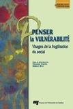 Vivianne Châtel et Shirley Roy - Penser la vulnérabilité - Visages de la fragilisation du social.