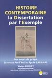 Vivien Bouhey - Histoire contemporaine la Dissertation par l'Exemple - Nos cours de prépa Sciences Po d'été au lycée Lakanal.