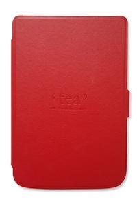 Papeterie Papeterie - Housse classique liseuse Touch Lux 3 - Rouge.