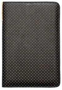 Papeterie Papeterie - Housse Dots Touch Lux noir/jaune.