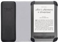 VIVLIO - Housse Liseuse Touch Lux 3 TEA - gentle noir