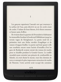 Papeterie Papeterie - Liseuse Inkpad 3 noire Vivlio.