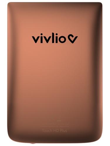 Liseuse Touch HD plus bronze Vivlio