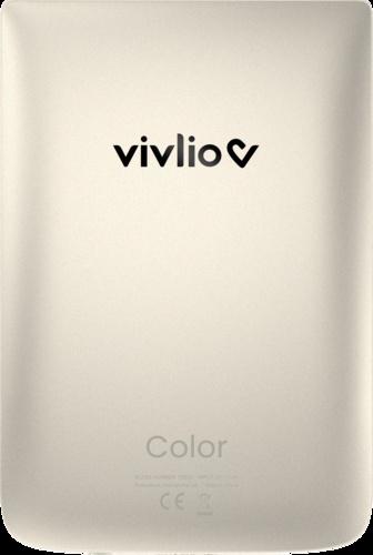 Liseuse Vivlio color