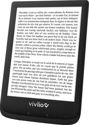 LISEUSE VIVLIO TOUCH LUX 5-noire