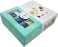 Vivyane Veka-Volte - Ma box crochet DIY les petits bébés - Avec 3 petites pelotes, 4 aiguillées de fil noir, blanc, jaune et orange, 1 crochet, du rembourrage.