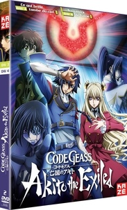 Viz Media - Code Geass Akito - The exiled oav 3 et 4. 2 DVD