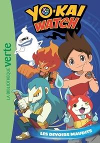 Viz Media - Yo-Kai Watch 10 - Les devoirs maudits.