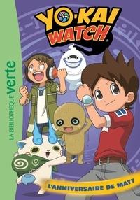 Viz Media - Yo-kai Watch 17 - L'anniversaire de Matt.