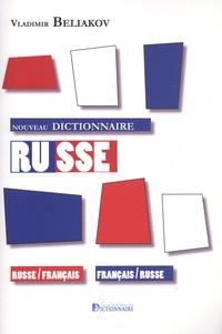 Vladimir Beliakov - Nouveau dictionnaire français-russe / russe-français.