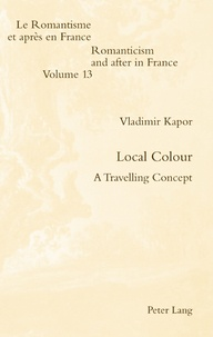 Vladimir Kapor - Local Colour - A Travelling Concept.