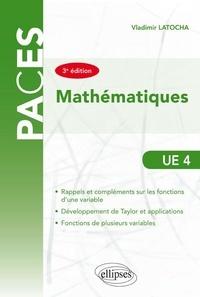 Vladimir Latocha - Mathématiques UE 4.