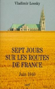 Lemememonde.fr SEPT JOURS SUR LES ROUTES DE FRANCE. Juin 1940 Image