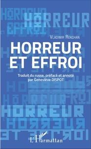 Accentsonline.fr Horreur et effroi Image