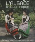 Vladimir Vasak - L'Alsace d'Albert Kahn - Premières photos couleurs, 1917-1921.
