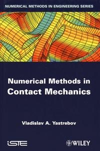 Deedr.fr Numerical Methods in Contact Mechanics Image