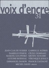 Voix dencre N° 31.pdf