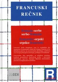 Vojislav Nikolic - Dictionnaire français-serbe et serbe-français.