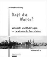 """Vokabeln und Quizfragen - Vokabeln und Quizfragen zu """"Landeskunde Deutschland""""."""