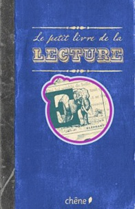 Histoiresdenlire.be Le petit livre de la lecture Image