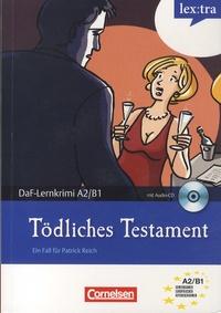 Volker Borbein et Christian Baumgarten - Tödliches Testament.