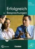 Volker Eismann - Erfolgreich in Besprechungen - Trainingsmodul. 1 CD audio