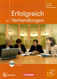 Volker Eismann - Erfolgreich in Verhandlungen - Trainingsmodul. 1 CD audio
