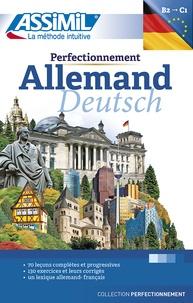 Volker Eismann - Perfectionnement allemand.