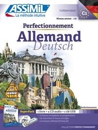 Volker Eismann - Perfectionnement Allemand - Avec une clé USB. 4 CD audio