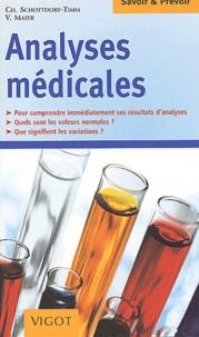 Galabria.be Analyses médicales. La santé chiffrée Image