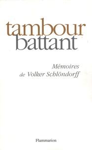 Histoiresdenlire.be Tambour battant - Mémoires de Volker Schlöndorff Image