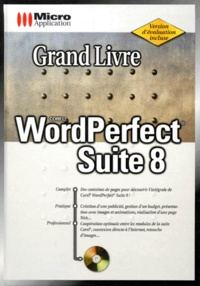 WORDPERFECT SUITE 8. Cd Rom - Volker Ssymank |