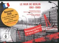 Volker Viergutz - Le mur de Berlin (1961-1989) - Photographies issues du fonds des archives du Land de Berlin. 1 DVD