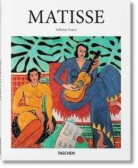 Volkmar Essers - Henri Matisse 1869-1954 - Maître de la couleur.