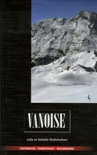 Volodia Shahshahani et Leïla Shahshahani - Vanoise - Tarentaise-Maurienne.