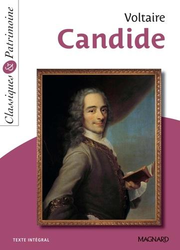 Candide - Classiques et Patrimoine