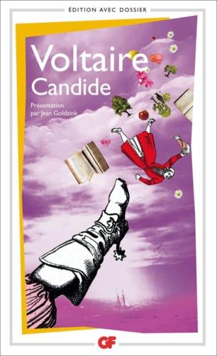 Candide ou l'Optimisme. Edition avec dossier
