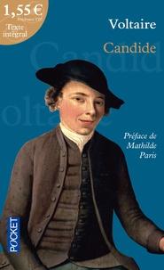 Voltaire - Candide ou l'optimisme.