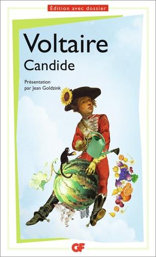 Voltaire - Candide Ou l'Optimissme.