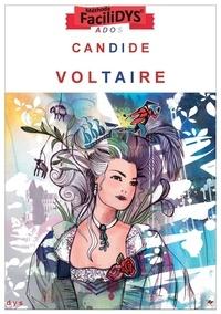 Candide ou l'optimiste -  Voltaire |