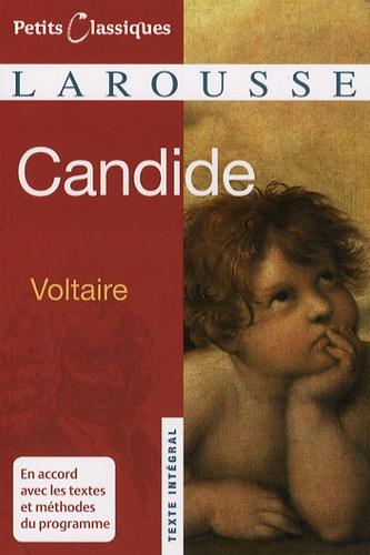 Voltaire - Candide - Ou l'Optimisme.