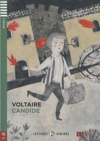 Voltaire - Candide. 1 CD audio