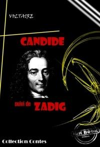 Voltaire - Candide - Suivi de Zadig.