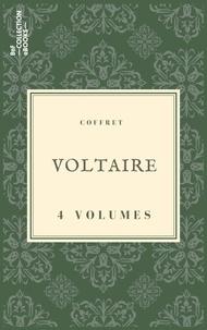 Voltaire - Coffret Voltaire - 4 textes issus des collections de la BnF.