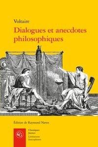 Dialogues et anecdotes philosophiques -  Voltaire pdf epub