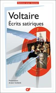 Ecrits satiriques -  Voltaire |