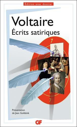 Voltaire - Ecrits satiriques.