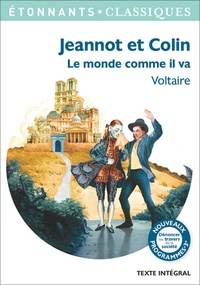 Voltaire - Jeannot et Colin - Le monde comme il va.